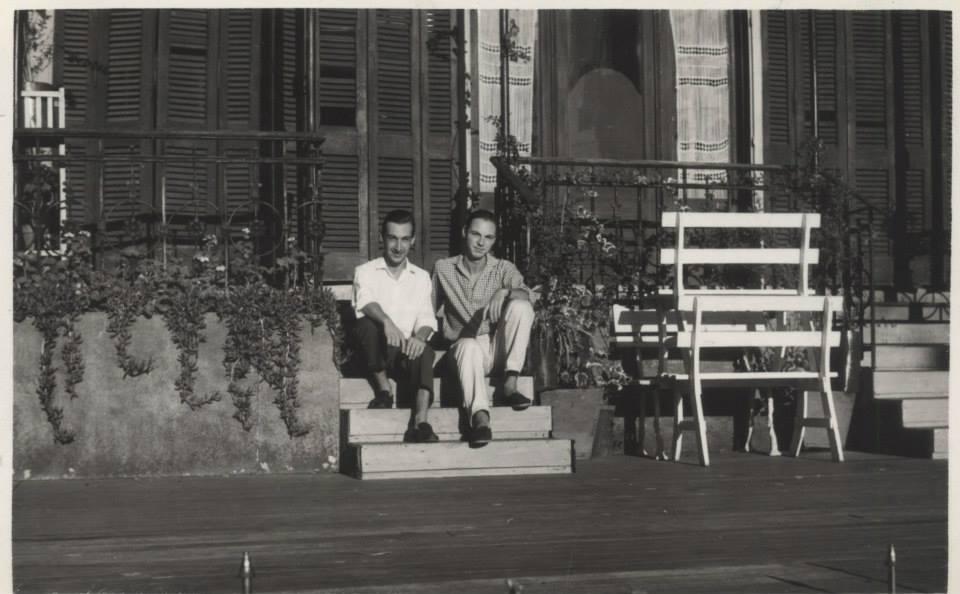 roberto romano Las de Barranco, 1963